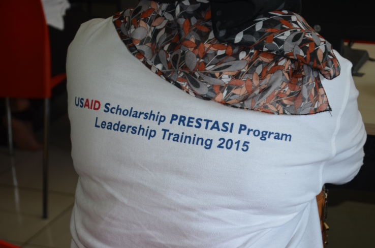 Leadership Traning 2015 USAID
