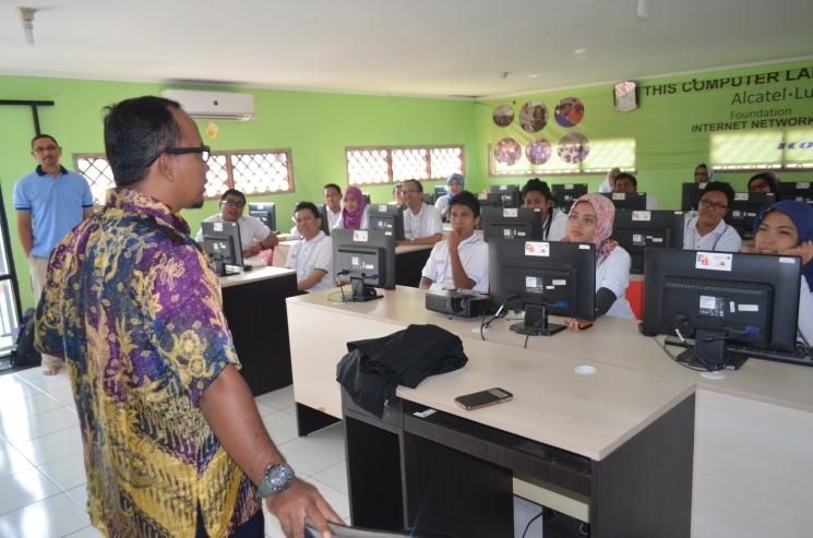 Nurrohim Sekolah Master USAID